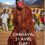 Carnaval à Gap le 21 avril !