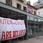 Expulsion de la gare de Briançon, appel à action partout le 14 avril
