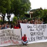 Solidarité avec Eleonora Bastien et Theo