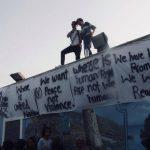 Les violences sont permanentes sur l'île de Lesbos (avril-mai 2018)
