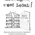 Héberger c'est légal !
