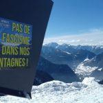 Col de l'Échelle : Le porte-parole des Identitaires est le fils d'un ami de Gérard Collomb