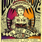 Louves and groove, ladyfest rural à Glandage (26)!