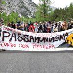 """""""Nous avons piraté les frontières"""" - Récit sur le camp itinérant """"Passamontagna"""" du 8 au 10 Juin"""