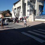 Solidarité avec les 4 personnes arrêtées à Briançon