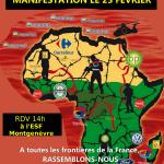 23 février : Appel national contre les frontières (Mise à jour 25 février)