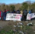 Harcèlements policiers et démantèlements des campements à Calais : Expulsion imminente du camp de Rue des Verrotières