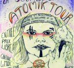 Un dimanche avec l'ATOMIK TOUR à Aspremont: comme un parfum d'association de malfaiteursdans le 05 ?