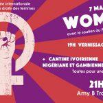 Women! - Une soirée dans le cadre de la Journée internationale de lutte pour les droits des femmes