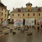 Photos du rassemblement du 1er mai à Montdauphin